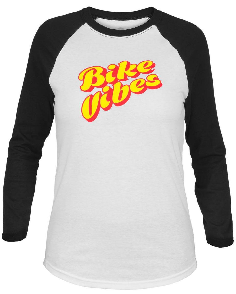 Bike Vibes 3/4 Tee