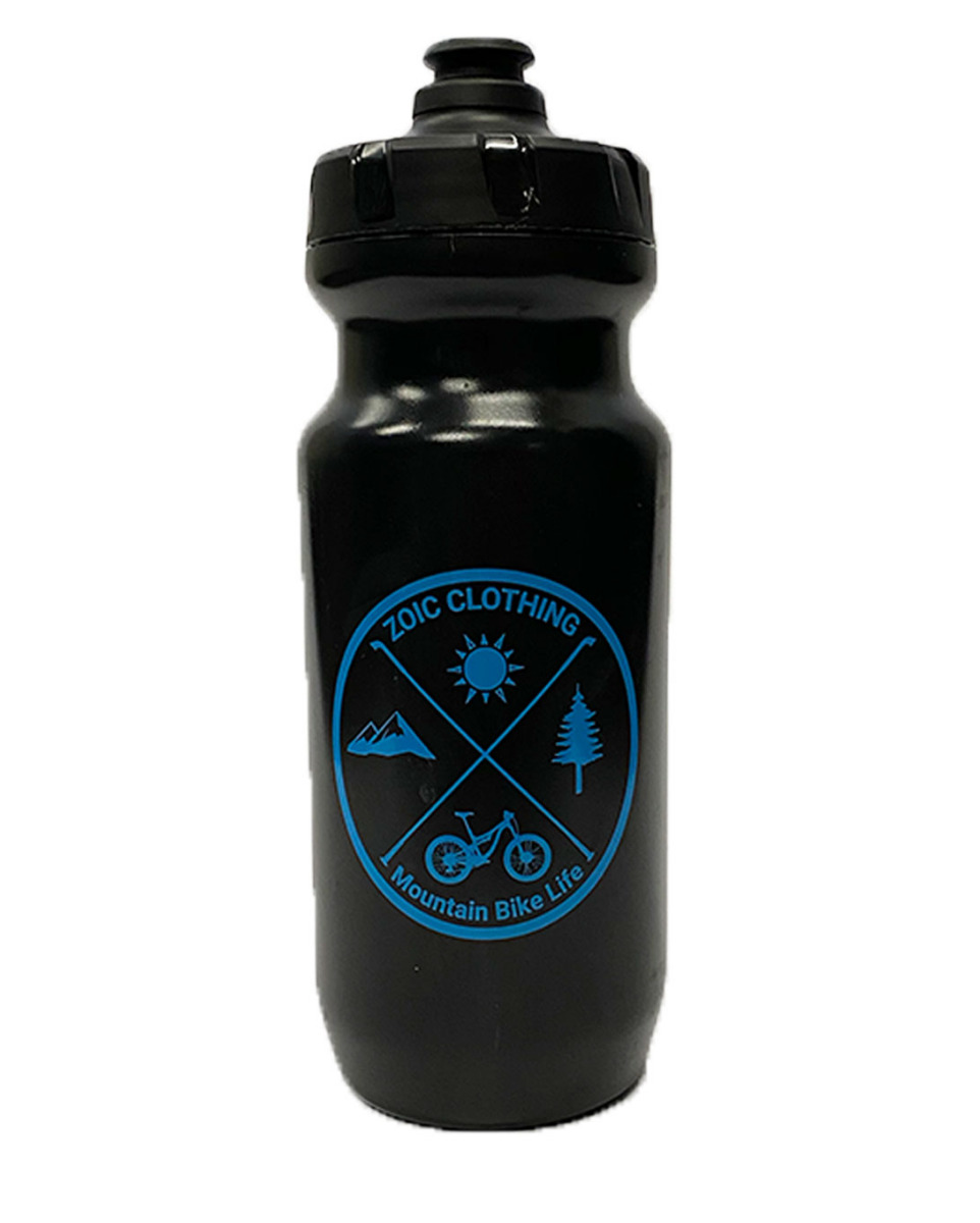 Double Shot Water Bottle
