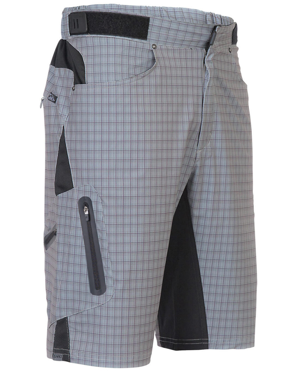 Ether Plaid Shorts