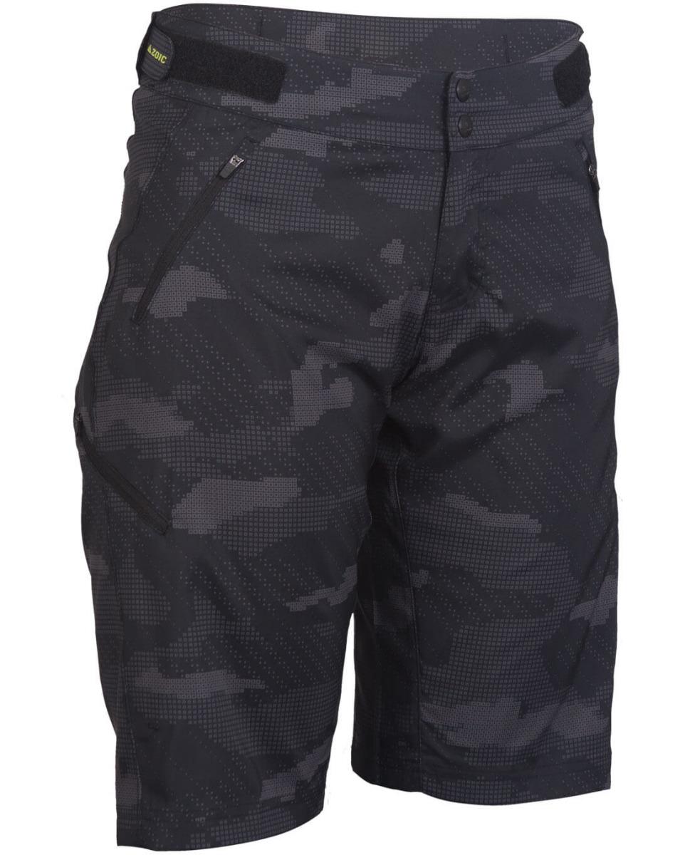 Navaeh Camo Shorts + Essential Liner