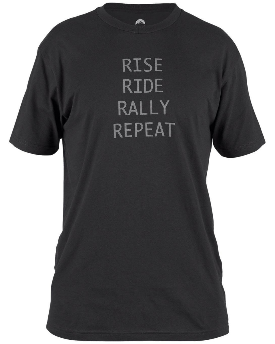 Rise and Ride Tee