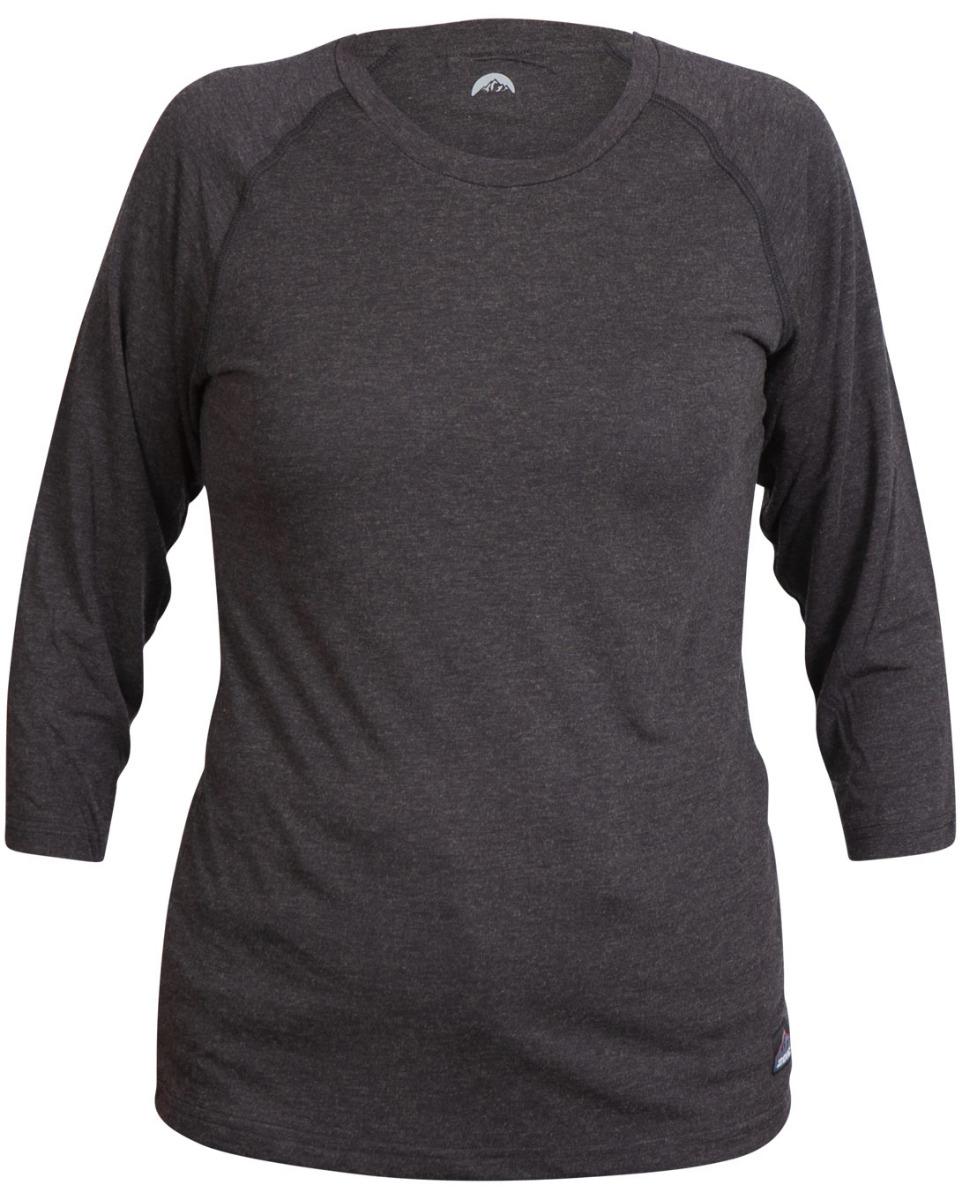 Women's Strata Wool 3/4 Jersey
