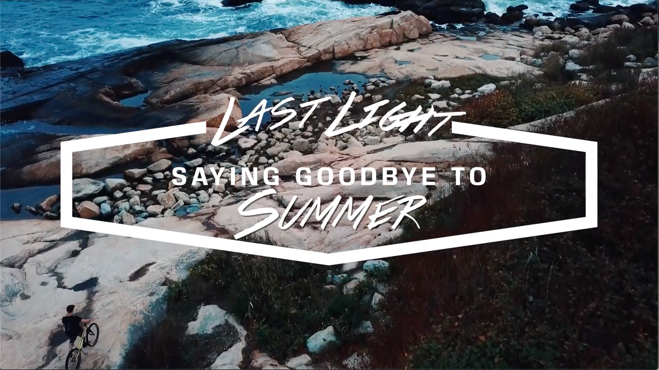 Saying Goodbye to summer - Mike Stiedley